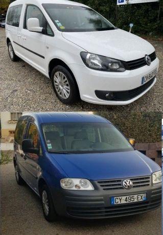 Запчасти Фолькс Кадди Тоуран Тигуан разборка VW Caddy Touran Tiguan