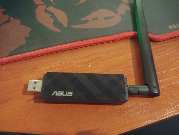adapter wi fi USB 3.0 as asus 2 диапазоный