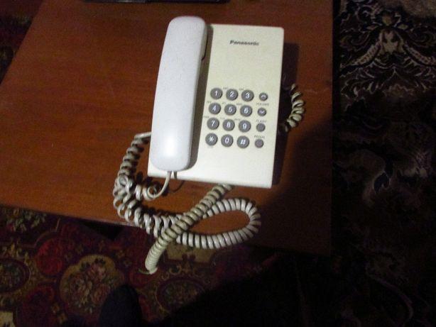 Телефон стационарный -Панасоник