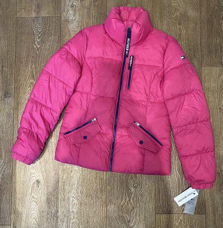 Новая Tommy Hilfiger оригинал куртка,курточка,пуховик томми,kors,guess