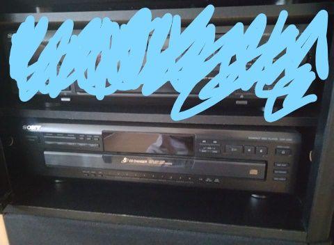Sony odtwarzacz płyt