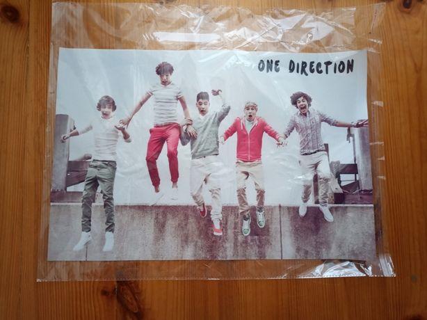 Plakaty do ramki One Direction obrazy 2 w cenie 1
