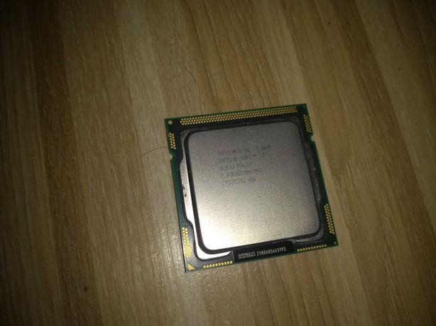 intel Core i7 860 (4 rdzenie 8 wątków Turbo 3,46GHz)