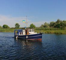 Моторная яхта nordic tug 28