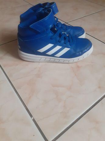 Adidasy,snakersy,adidas -jak nowe-rozm 34