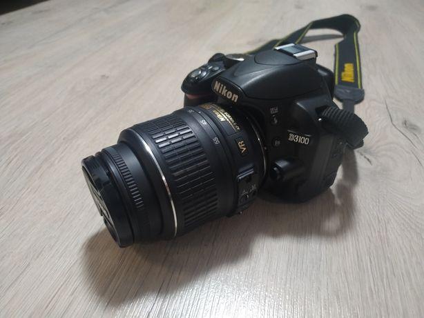 Nikon D3100 18-55