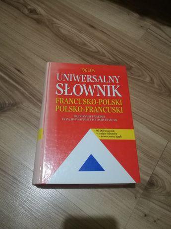 Słownik polsko-francuski i francusko-polski