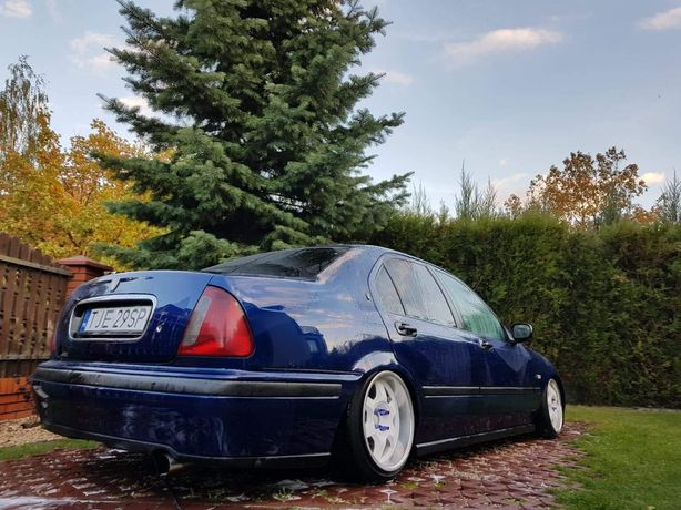 Rover 400 Gwint Stance nie Honda Civic