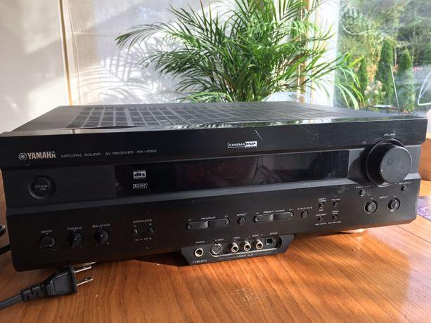 Amplituner Yamaha RX-V520RDS 5.1 kino domowe