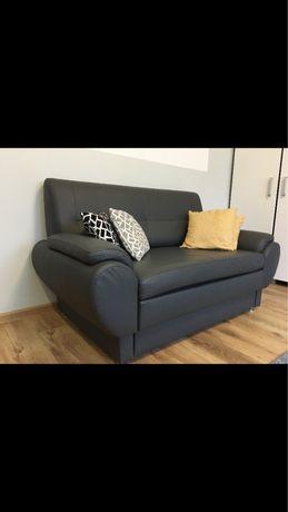 Sprzedam Kanapę z funkcją spania + dwa fotele. Gratis puf!!
