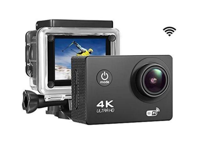 PROMOCJA!Profesjonalna Sportowa  Kamera K4