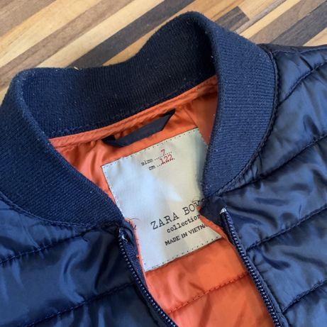 Куртка детская осення Zara boys