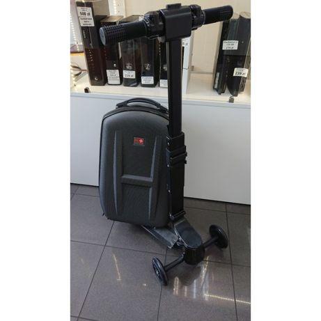 Hulajnoga elektryczna z walizką HELVEI Swiss