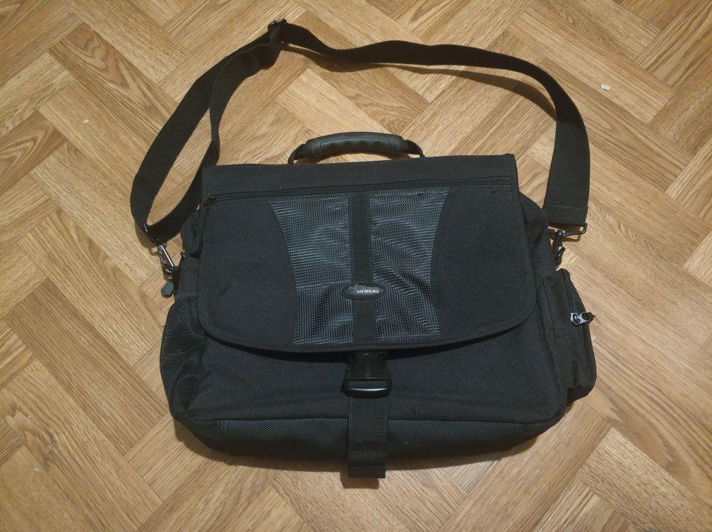 Оригинальная сумка для ноутбука до 17 дюймов Fujitsu Siemens