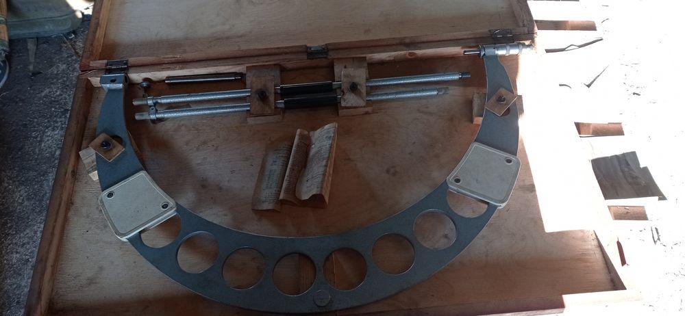 Микрометр 500-600мм Донецк - изображение 1