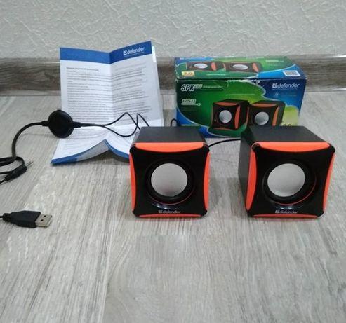 Колонки для ноутбука defender spk 480