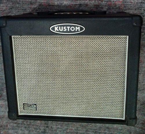 Комбик для электрогитары Kustom DUAL 35DFX