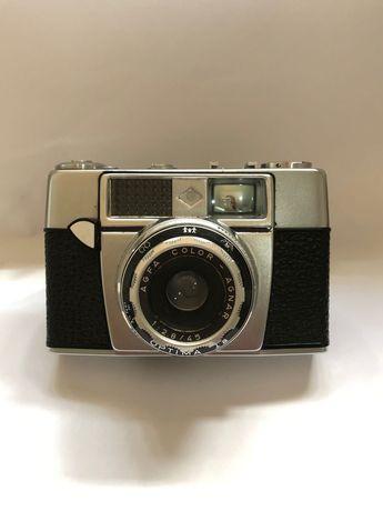 Máquina fotográfica analógica agfa optima la