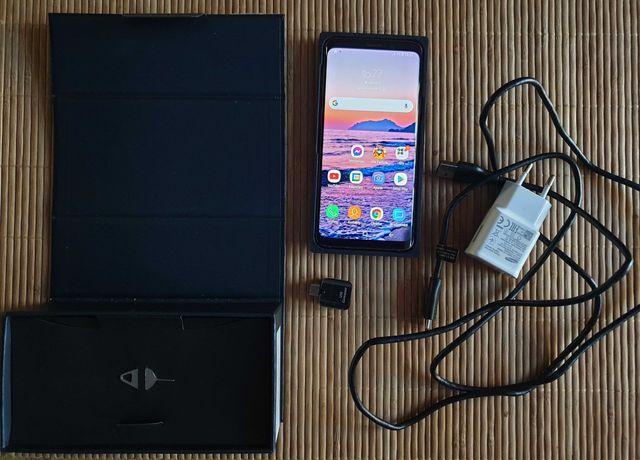 telefon Samsung Galaxy S9, kolor liliowy