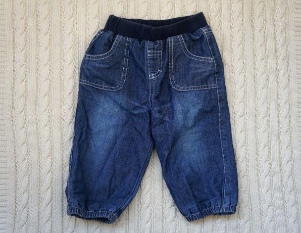 Bambini Spodnie JEANSOWE 80 CM 9-12 MIESIĘCY