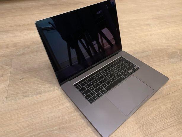 MacBook Pro 16 i9/16GB/1TB/5500M/Gwar./Adapter