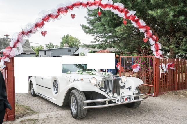 ozdoby ślubne na płot/ogrodzenie/bramę i koronę na drzwi