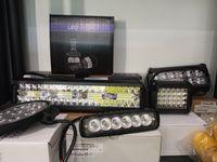 Barras de led , lampadas de led H7 H1 H4 H9 H11