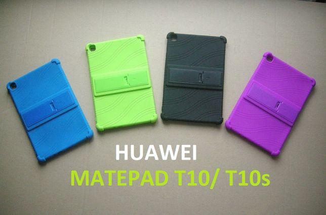 Противоударный силиконовый чехол Huawei matepad T10 T10s AGS3 AGR L09