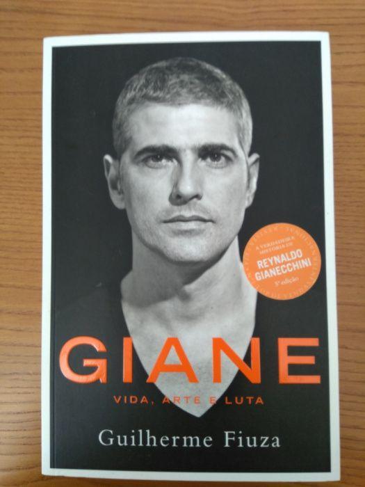 Livro Giane (Reynaldo Gianecchini)- NOVO Algueirão-Mem Martins - imagem 1