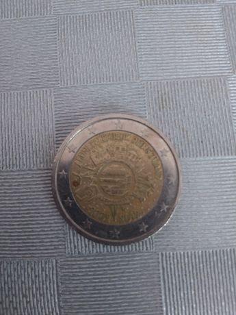 10 aniversario da moeda euro Alemanha 2012