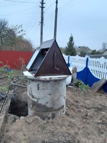 Чистка колодцев, докопка колодцев копаем:канализации(септики),траншеи