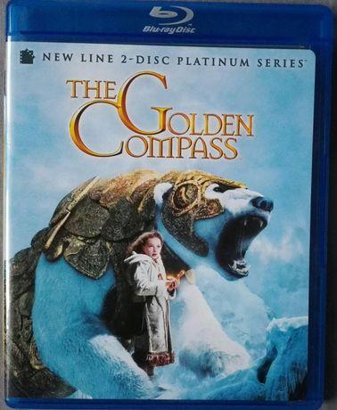 """Złoty Kompas"" / ""The Golden Compass"" 2x Blu-Ray USA reg. A bez PL"