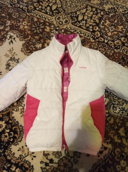 Курточка двох стороння Ивано-Франковск - изображение 1