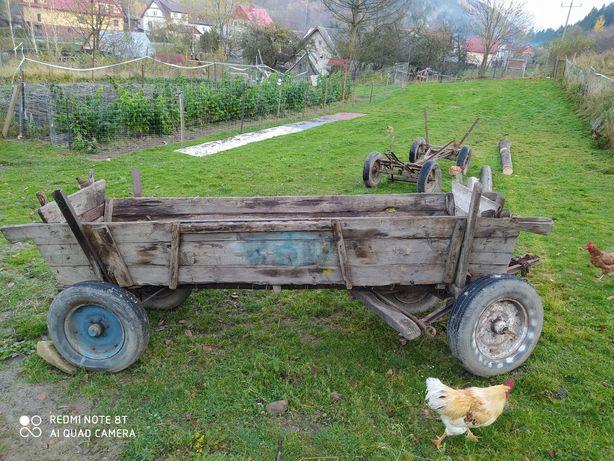 Wóz konny/ciągniki