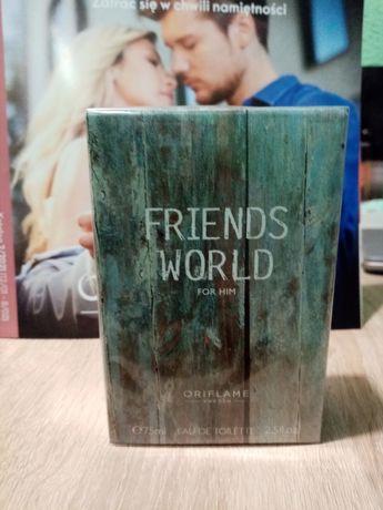 Friends World oriflame