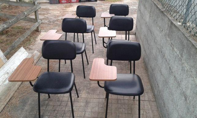 Cadeiras para formação - Alugo
