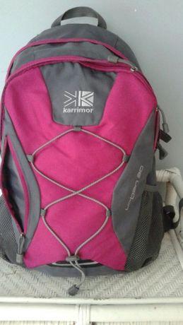 Plecak ; torby z materialu