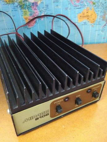Yaesu - Kenwood - Alinco - Radioamador - Mirage B108 2 Meter Amplifier
