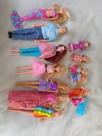 Lalki typu barbie i inne