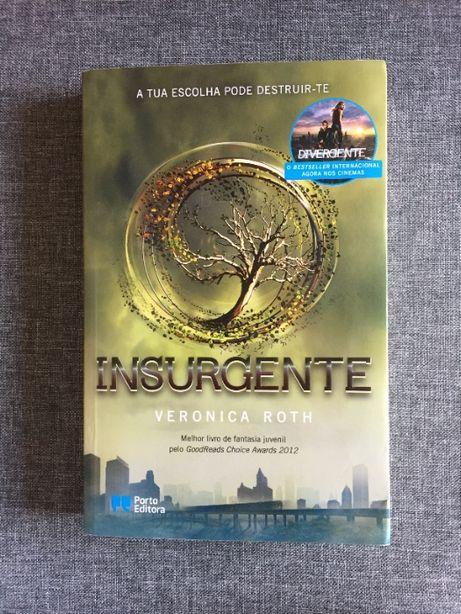 Livro Insurgente de Veronica Roth
