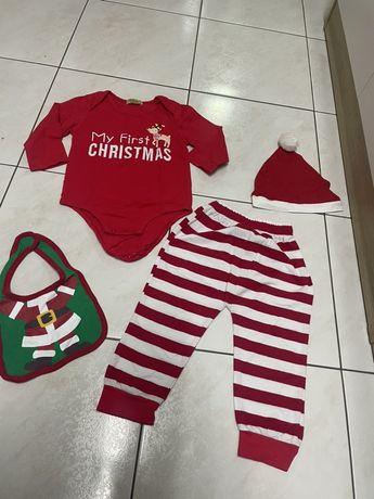 Roupinha Natal 8-12 meses
