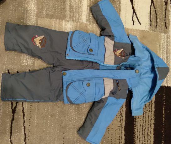 Куртка, штани весна осінь 3-6міс