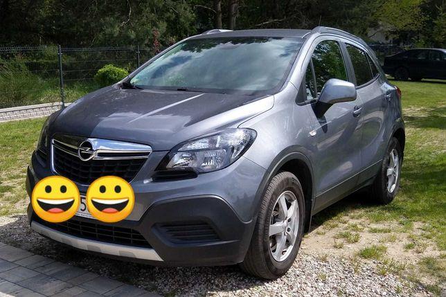 Opel Mokka przebieg 65 tys km