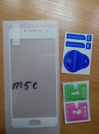 Захисне скло на M5C