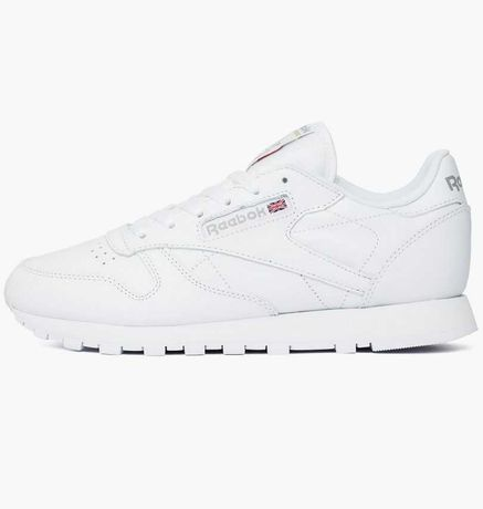 Кроссовки Reebok Classic Leather White 50151