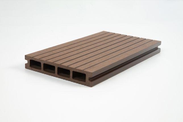 Deska tarasowa kompozytowa GRUBOŚĆ 25 mm. POZNAŃ