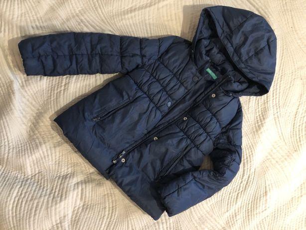 Осенне-зимняя куртка Benetton