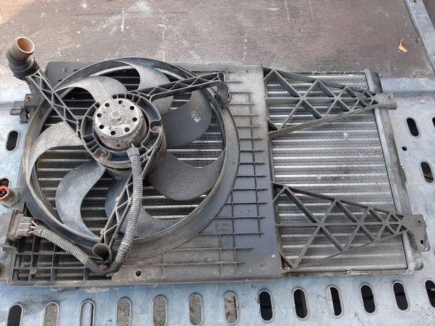 Wentylator Chłodnicy Audi A3 8L 1.9 tdi /Golf 4 1J0,121,207D WYSYŁKA