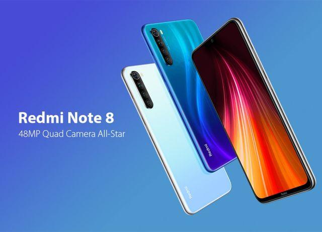 Xiaomi Redmi note 8 / note 9