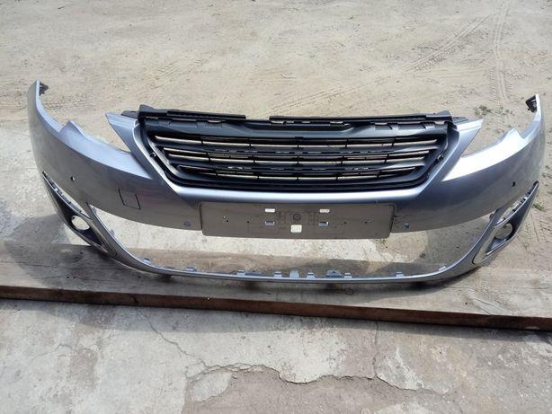 Peugeot 308 t9 zderzak przód